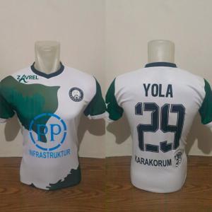 Vendor Jersey Futsal - Zavrel Indonesia - Printing Sublimasi - 1