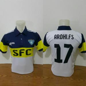 Vendor Jersey Futsal - Zavrel Indonesia - sablon polyflex - 1